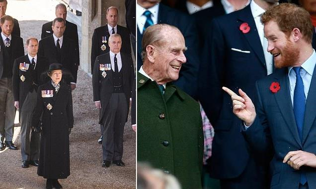 Royal family pay tribute to Prince Philip in BBC programme