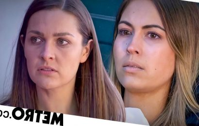 Sienna is asked to identify Summer's dead body in Hollyoaks