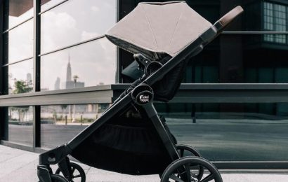 The Baby Jogger City Select 2 Gives New Meaning to Dad Style