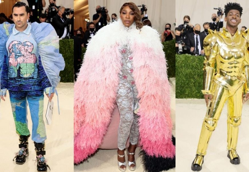 The Craziest, Most Decadent Looks From the 2021 Met Gala (Photos)