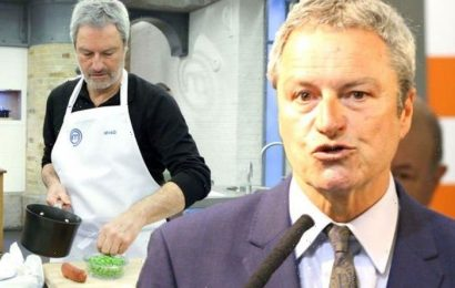 There was a lot of it Newsnights Gavin Esler on what will be cut out from MasterChef