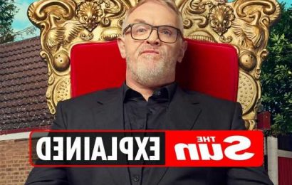 Who is Greg Davies and how tall is the Taskmaster star? – The Sun