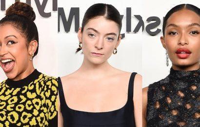 Yara Shahidi, Lorde, Liza Koshy & More Attend Dior Exhibition Opening