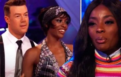 AJ Odudu opens up on inner struggles during Strictly amid romance rumours with partner Kai