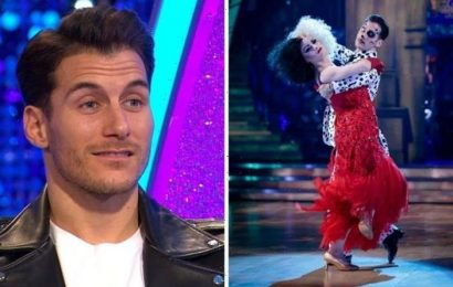 Awkward! Gorka Marquez falls silent when asked if hell stay friends with Katie McGlynn