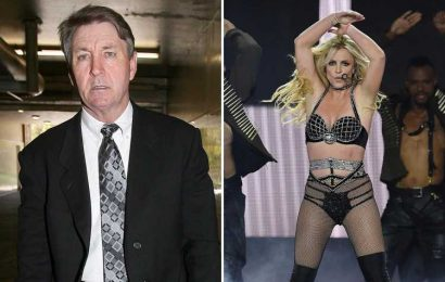 Britney Spears doesn't want to perform even after dad Jamie is removed as conservator as star 'focuses on engagement'