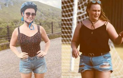 Chanelle Hayes insists her 7 stone weight loss was down to this big lifestyle change – and not just gastric band surgery
