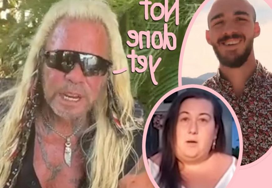 Dog The Bounty Hunter Not Leaving Florida Until He Speaks To Brian Laundrie's Sister – Who He Thinks Knows More Than She's Saying!