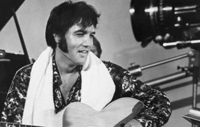 Elvis Presley: Heartbreaking tribute song launched career of country music star