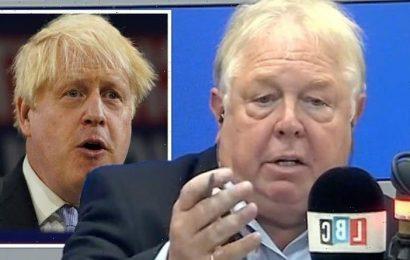 Give him a break Nick Ferrari passionately hits back at Boris holiday backlash