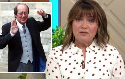 How can this be happening? Lorraine Kelly reacts as ITV legend exits role after 37 years
