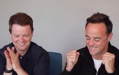 Im A Celebrity 2021 line-up confirmed as Ant and Dec react to brilliant stars