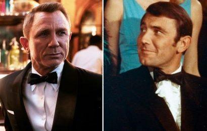 James Bond stars George Lazenby and Daniel Craig discuss On Her Majesty's Secret Service