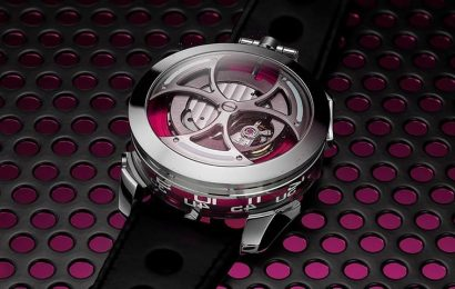 Pink Dial Project Auctions One-Off Watches To Fight Breast Cancer