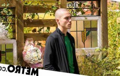 Spoilers: Sick killer Corey mocks dead Seb in memorial garden in Corrie