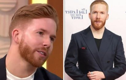 Strictlys Neil Jones inundated with support as he admits finding it hard to wake up