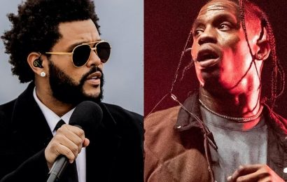 Travis Scott and The Weeknd Might Be Working on a New Collab