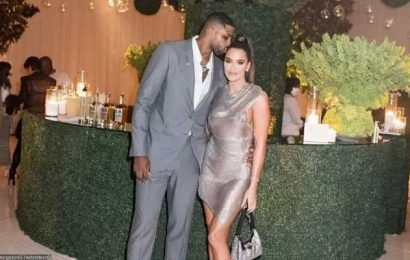 Tristan Thompson Shares Cryptic Post About Never Giving Up After Praising Khloe Kardashians Body