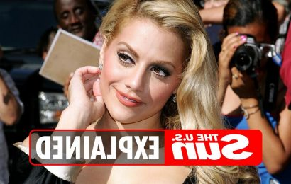 What was Brittany Murphy's cause of death?