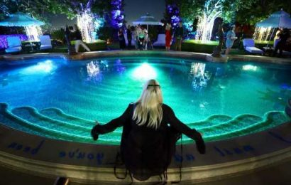 Why Billie Eilish Spent the Release Party for 'Happier Than Ever' In a Pool Fully Clothed